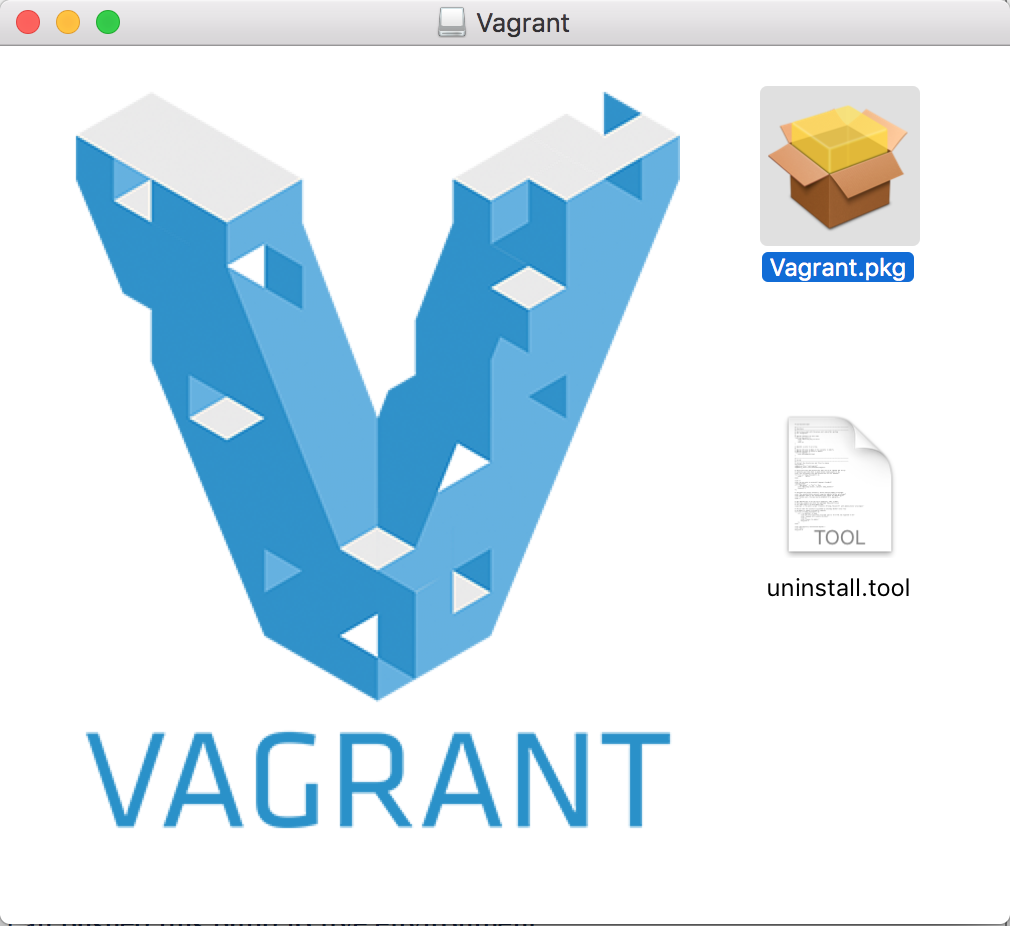 Step 1: For installing Vagrant in Mac