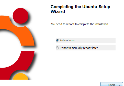 ubuntu install inside windows wubi
