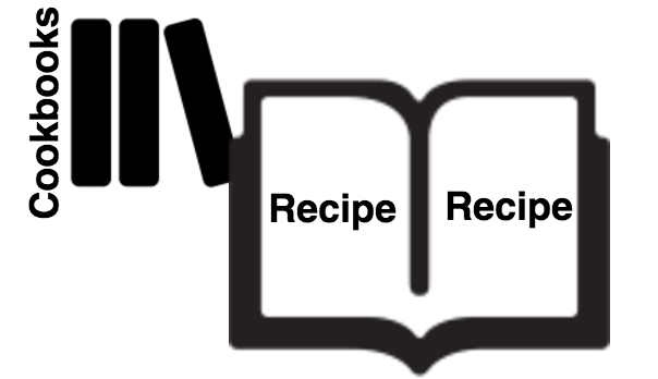 writing a cookbook template