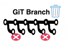 Deleting a git branch from local as well as remote