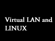 VLAN in Linux