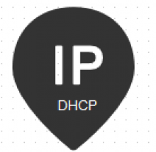 DHCP server configuration in router