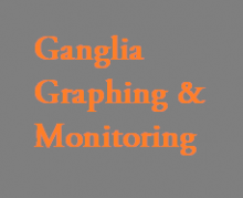 ganglia monitoring and graphing
