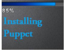 installing puppet