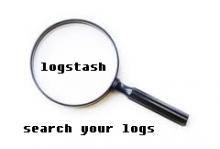 Logstash central logging